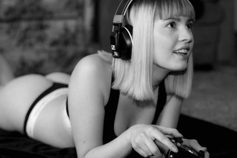 mejores chicas gamer