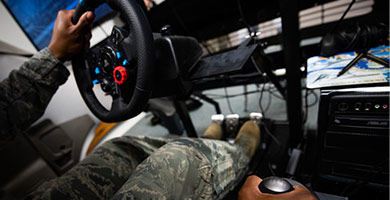 cockpit simracing