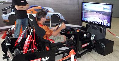 simulador de conduccion online