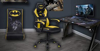 Mejores sillas gaming para niños y niñas